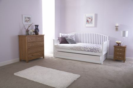 Matisra Wooden Trundle