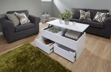 Ultimate Storage Coffee Table