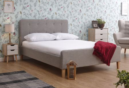 Amstri Fabric Bed stead