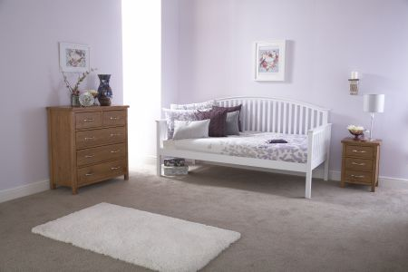 Matisra Wooden Day Bed Only