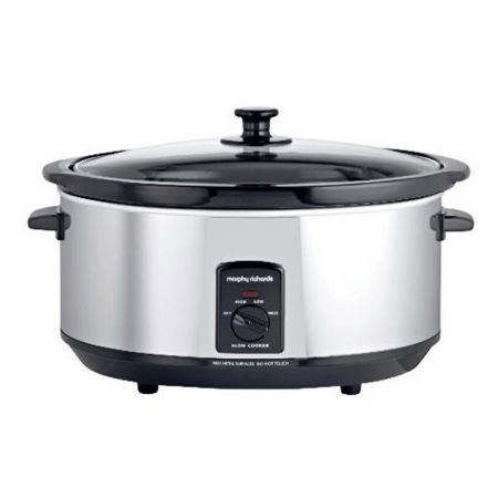 Morphy Richards 48710 3.5L 3 Settings Slow Cooker