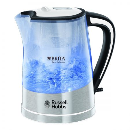 Russell Hobbs 22851 3000W 1L Purity Brita Filter Kettle