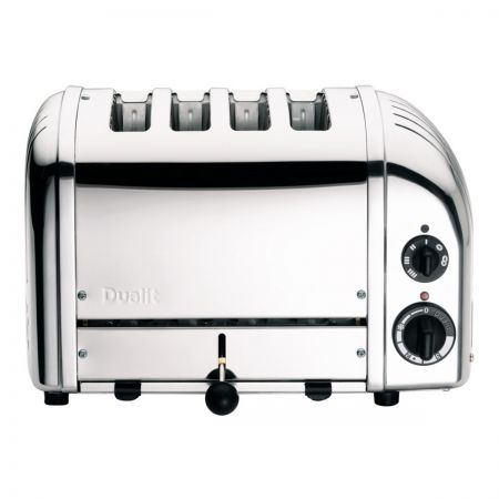 Dualit 40378 2200W 4 Slice Wide Slot Toaster