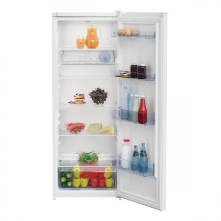 Beko LSG1545W Tall Fridge with Auto Defrost