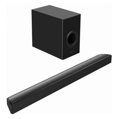 Panasonic SCHTB488EBK 2.1Ch Soundbar - Wireless Subwoofer