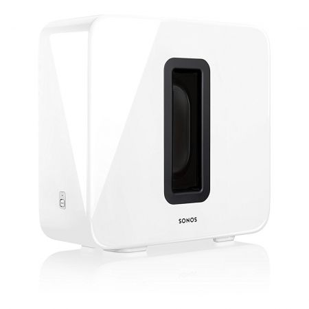 Sonos SUB Wireless Subwoofer for Music Streaming - White