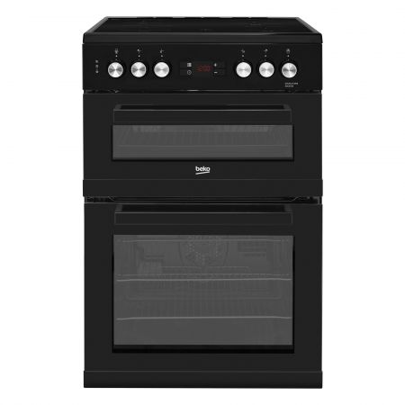 Beko KDC653K Electric Cooker with Ceramic Hob