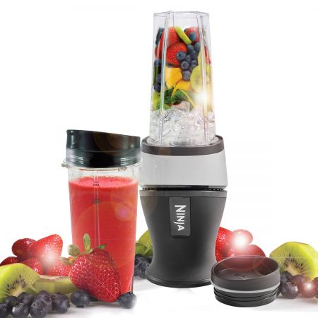 Ninja QB3001UK 700W 0.47L Slim Blender