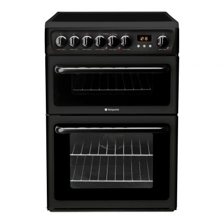 Hotpoint HAE60KS Electric Cooker with Ceramic Hob