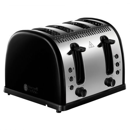 Russell Hobbs Legacy 21303 2400W 4 Slice Toaster