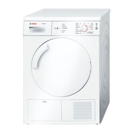 Bosch Classixx WTE84106GB 7kg B Rated Condenser Dryer