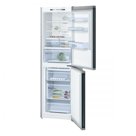 Bosch Serie 4 KGN34VB35G Frost Free Fridge Freezer