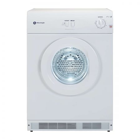 White Knight C44A7W 7kg Load Vented Tumble Dryer - White
