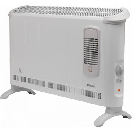 Dimplex 403TSF 3kW Convector Heater 2 Heat - Turbo Fan