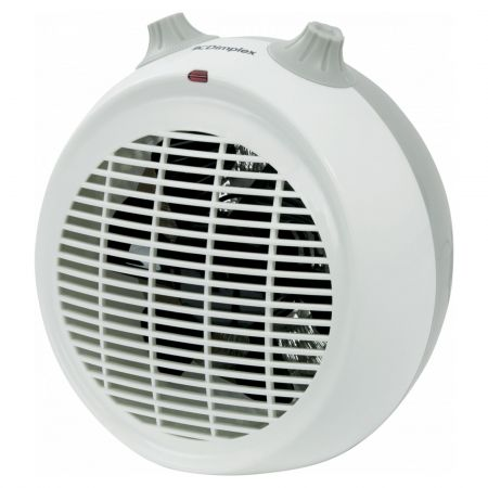Dimplex DXUF20TN 2kW Upright Electric Fan Heater - White