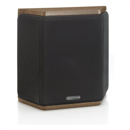 Monitor Audio BRONZEFX-WALNUT Bronze FX Surround Speakers