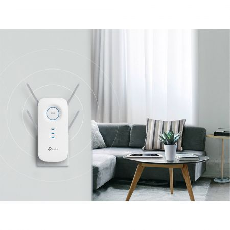 TP-Link RE650 Universal Dual Band WiFi Range Extender