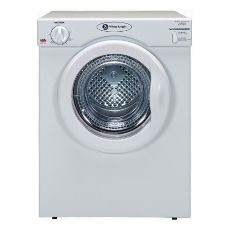 White Knight C39AW Compact 3.5kg Vented Tumble Dryer