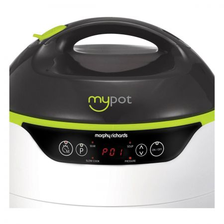 Morphy Richards 560005 950W 4L Mypot Pressure Cooker
