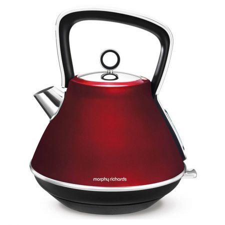 Morphy Richards 100108 3000W 1.5L Evoke Pyramid Kettle