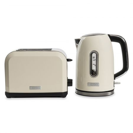 Haden 183484 3000W 1.78L Kettle & 2 Slice Toaster Set