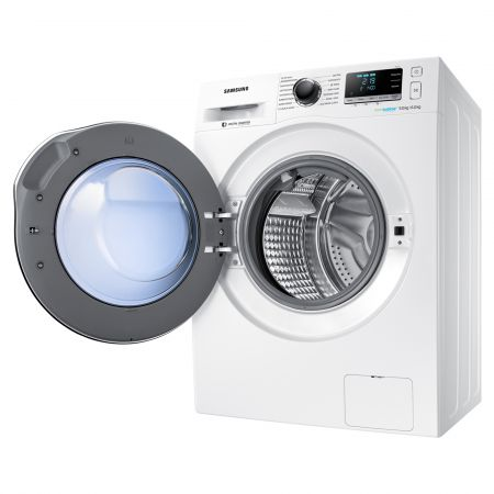Samsung WD90J6A10AW 9kg/6kg Load Washer Dryer - White