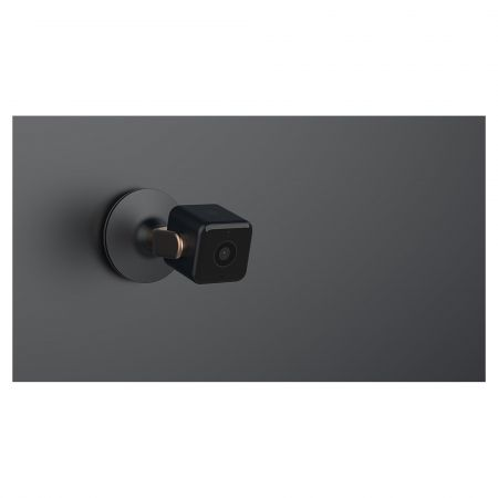 HIVE View Indoor Security Camera - Black & Brushed Copper