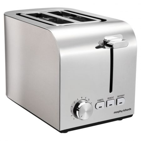 Morphy Richards 222055 Equip 850W 2 Slice Toaster