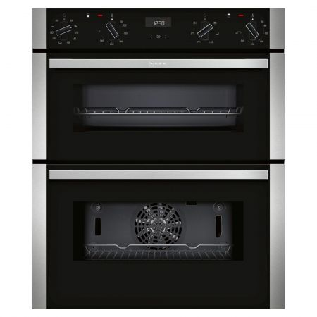 Neff N 50 J1ACE4HN0B Built-Under Double Oven with Grill