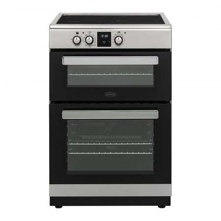 Belling FSI608MFTc Electric Cooker with Induction Hob