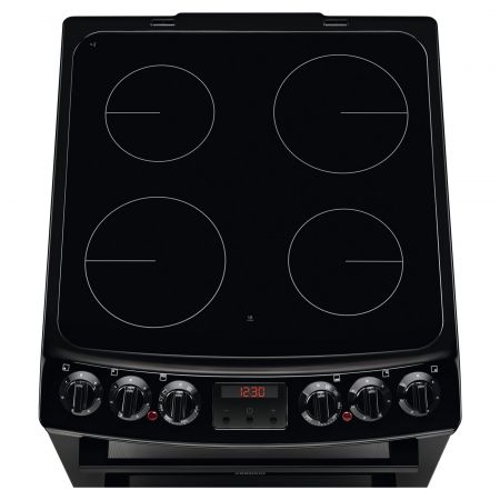Zanussi ZCV46250XA Electric Cooker with Ceramic Hob