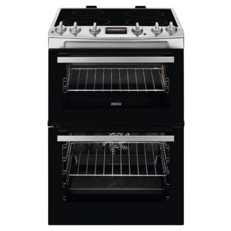 Zanussi ZCI66250XA Electric Cooker with Induction Hob