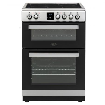 Belling FSE608DPC Electric Cooker with Ceramic Hob