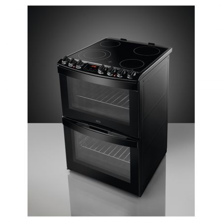 AEG CCB6740ACB Electric Cooker with Ceramic Hob