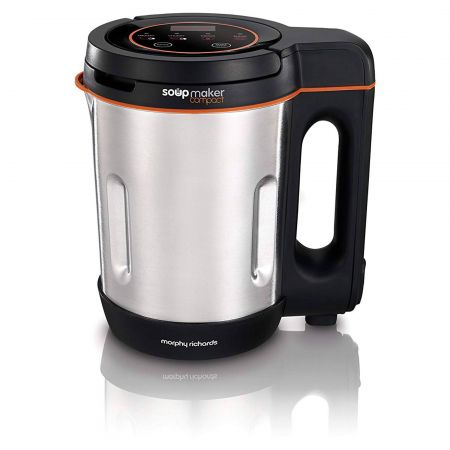 Morphy Richards 501021 900W 1L Compact Soup Maker