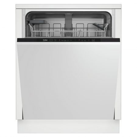 Beko DIN15311 13 Place Setting Fully Integrated Dishwasher