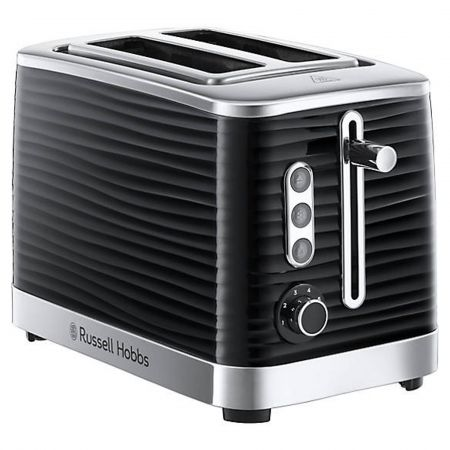 Russell Hobbs Inspire 24371 2 Slice Wide Slot Toaster