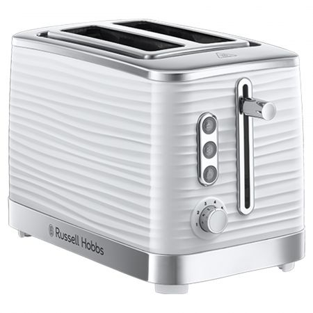 Russell Hobbs Inspire 24370 2 Slice Wide Slot Toaster