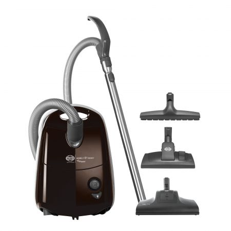SEBO 92620GB AIRBELT E1 +Boost ePower Vacuum Cleaner