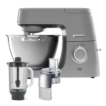 Kenwood KVC5350S Chef Elite 1200W 4.6L Food Mixer