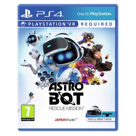 Sony ASTROBOT VR Game for PlayStation 4
