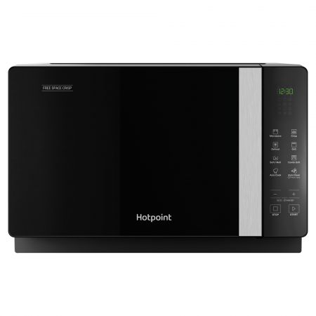 Hotpoint MWHF206B Free Space Crisp 20L Microwave with Grill
