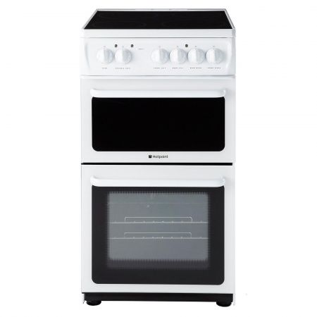 Hotpoint HD5V92KCWUK Electric Cooker with Ceramic Hob