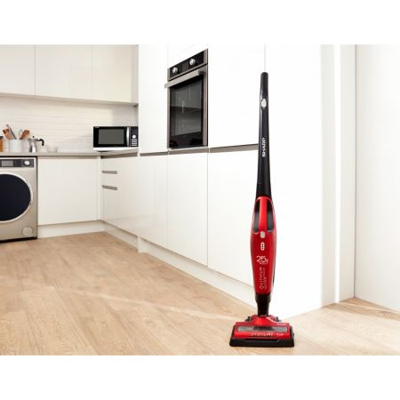 Sharp SA-VS3001BR Cordless Handstick 2 in 1 Vacuum