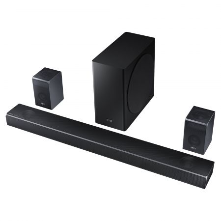 Samsung HW-Q90R Soundbar with Wireless Sub & Speakers