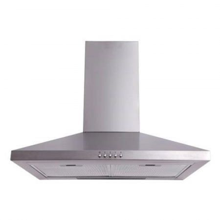 Homark HM-CH60SS 600mm Brushed Steel Chimney Hood
