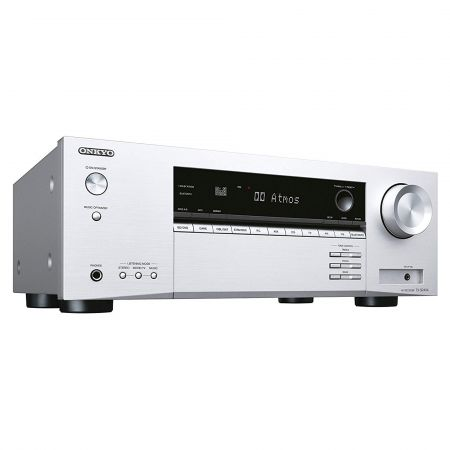 Onkyo TXSR494-S 7.2 Channel AV Receiver with Dolby Atmos