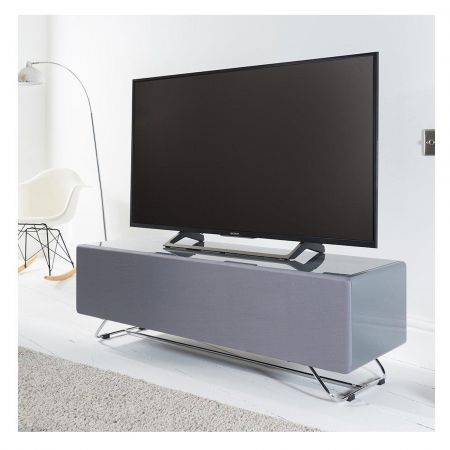 Alphason CRO2-1200CPT-GR 1200mm Concept TV Stand