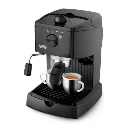 De'Longhi EC 146.B Pump Espresso Maker - ESE or Grounds