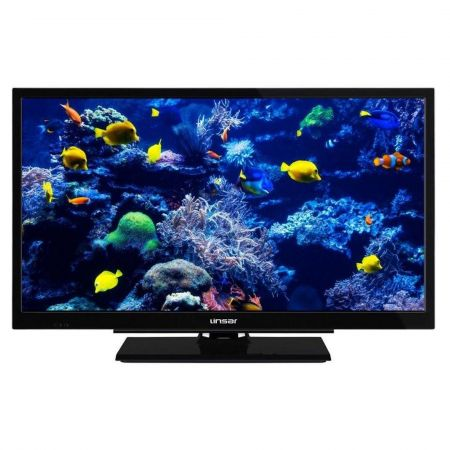 "Linsar 24LED5000 24"" HD Ready LED TV with Integrated DVD"